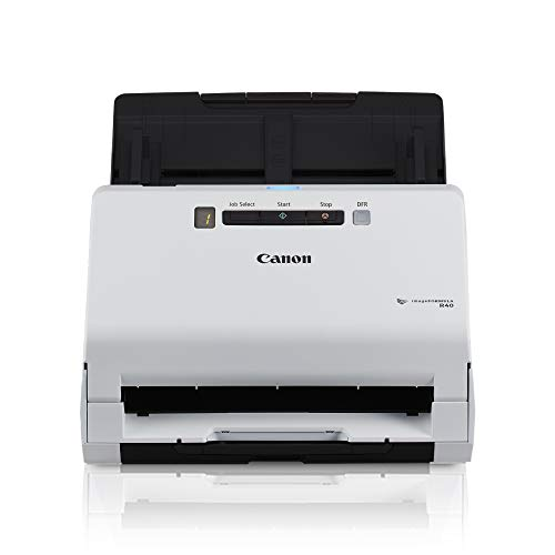 Great Features Of Canon imageFORMULA R40 Office Document Scanner For PC and Mac, Color Duplex Scanni...