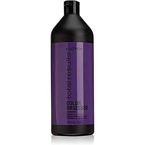Matrix Shampoo, Total Results Color Obsessed, 1000 ml