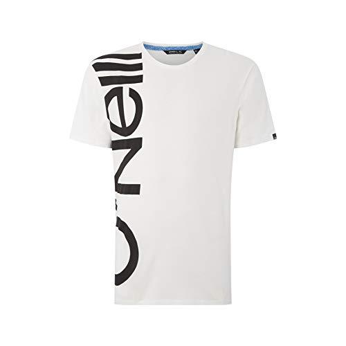 O´Neill Herren LM T-Shirt, Powder White, XXL