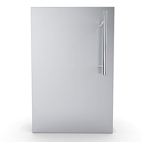 Sunstone DE-DVL15 Designer Serie Erhöhter Stil Zugang Grill Outdoor Kochen Türen Edelstahl