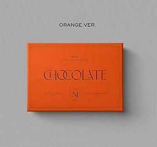 [ 韓国盤 ] 東方神起 チャンミン - 1ST MINI ALBUM [ CHOCOLATE ] [ ORANGE VER. ] ソロアルバム チョコレート...