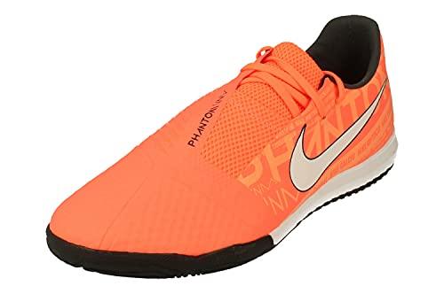 Nike Phantom Venom Academy IC Uomo Scarpe de Calcio AO0570 Trainers Scarpe (UK 7 US 8 EU 41, Bright Mango White 810)