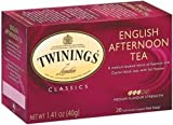 Twinings English Afternoon Tea, 20 Tea Bags