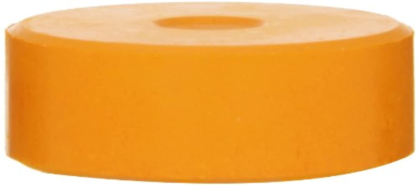 Jack Richeson Giant Tempera Paint Cakes, 2-1/4 x 3/4 Inches, Orange, Set of 6