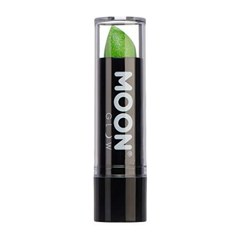 Moon Glow - Rouge à lèvres 5g Neon UV Glitter - Vert - S'illumine sous un éclairage UV