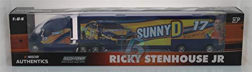 Lionel Racing Ricky Stenhouse Jr 2019 SunnyD 1:64 Hauler Nascar Diecast