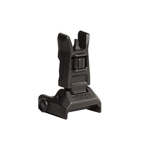 Magpul MBUS PRO Steel Backup Sights, Front Sight Black