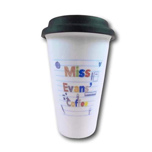 Teacher Ceramic Travel Mug Eco Travel