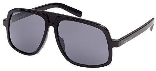 DSQUARED2 Gafas de Sol BEN DQ 0363 Black/Smoke 59/14/140 hombre