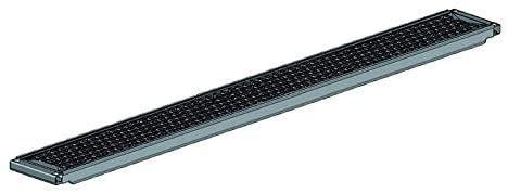 Stahlboden 3,00 x 0,32 m Stahlbohle Gerüstbohle Plettac SL70 SL110 Gerüst Baugerüst