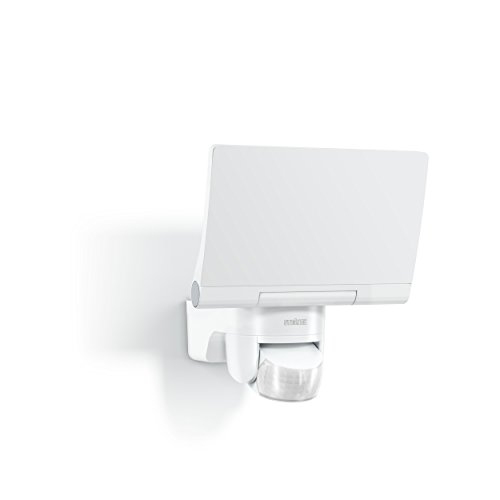 Steinel LED-Strahler XLED Home 2 weiß, Flutlicht, voll schwenkbar, 14 W, 180° Bewegungsmelder, 10 m Reichweite, 1484 lm, 033088