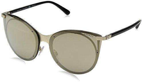 Ralph Lauren dames 0RL7059 zonnebril, (Pale Gold), 63