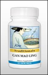 Gan Mao Ling 60 tablets, 500 MG