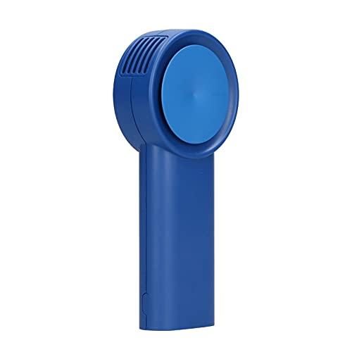 Alvinlite Ventilador de Mano Sin Hojas Motor sin escobillas Silencio Carga por USB Ventilador eléctrico Personal portátil