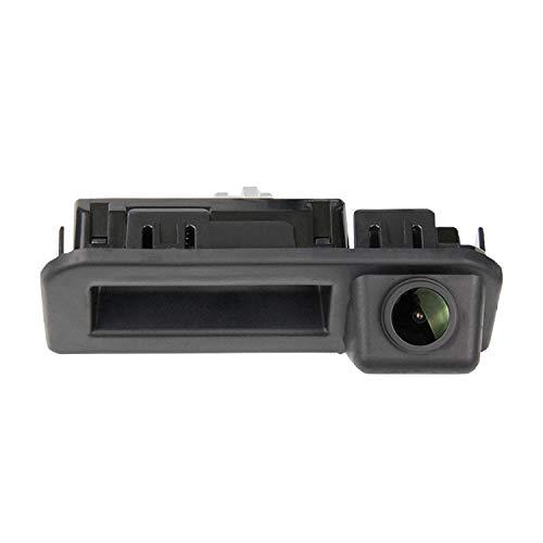 Visión Nocturna Revertir de Copia de Seguridad Cámara Cámara de Aparcamiento Cámaras de visión trasera para VW Polo Vento/Bora/Jetta/Sagitar/Rapid/Audi Q2 A5/Q5L/Cayenne/KODIAQ/Skoda KAROQ