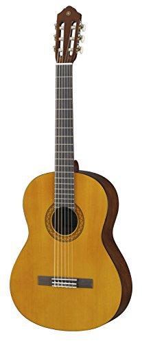 Yamaha C40Ii Acoustic Guitar Clasico Marron, Amarillo - Guitarra 65 Cm, 9,4 Cm, 10 Cm