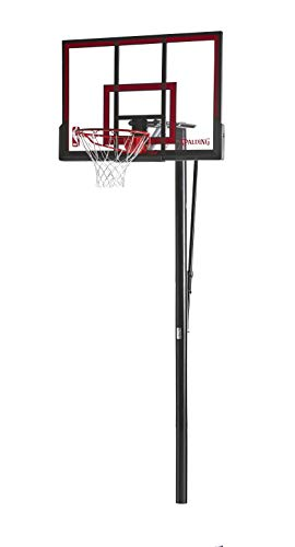 Spalding NBA In-Ground Basketball System - 48