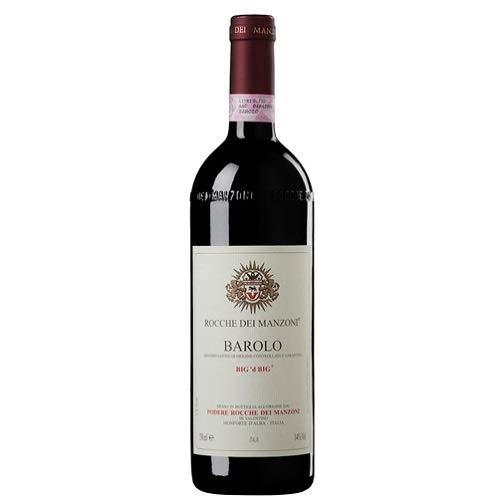 Rocche Manzoni - Barolo DOCG Big d Big - 2013 - Italia - Vino Rosso