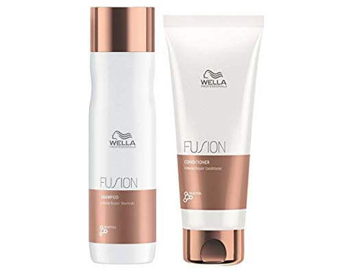 Wella Fusion Shampoo 250ml+Conditioner 200ml
