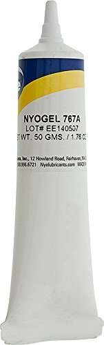 Nyogel 767A 50 Gram Tube Certified Nye Lubricants Synthetic Hydrocarbon Grease