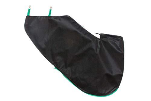 AFLOS Fangsack passend für Laubsauger kompatibel Einhell GE-EL 3000E Ferrex F-LS 3002 Garden Feelings Garden Line ALDI