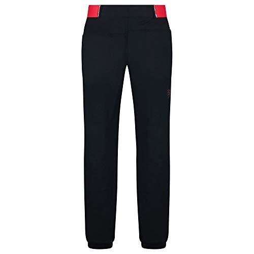 LA SPORTIVA Pantalón Tundra para mujer, Negro , XS