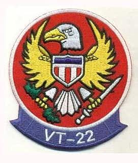 VT-22 Golden Eagles Squadron Patch