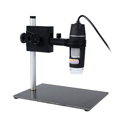 Vergrootglas-Digital 500 keer draagbare standaard microscoop USB met licht onderhoud microscoop