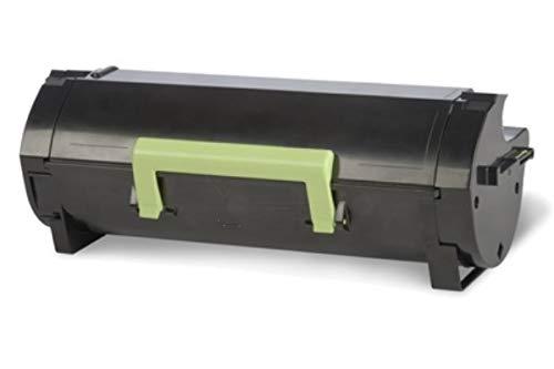 XL tonercartridge met 10.000 pagina's capaciteit voor Lexmark MS410d, MS410dn, MS415dn, MS510dn, MS610de, MS610dn, MS610dte, MS610dtn zwart - zwart
