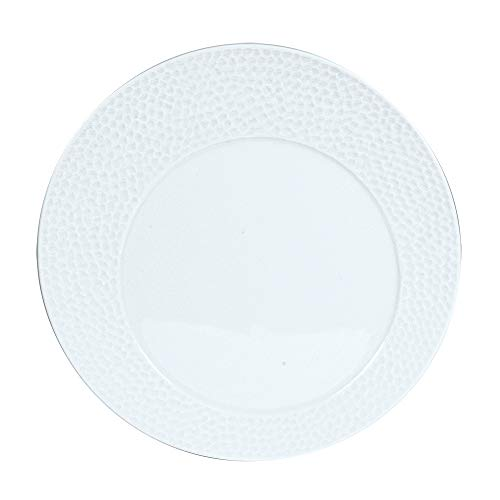 Table Passion - assiette à dessert ellipse 23 cm (lot de 6)