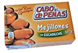 Mejillones de Escabeche Cabo de Peñas - 5 Und