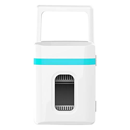 Petit Quatre Saisons réfrigérateur Voiture Petit congélateur Maison réfrigération Une Personne dortoir Unique Deux Couleurs 27 * 25 * 36 cm