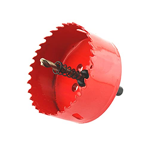 1pc 15-200mm M42 bimetálica agujero consideró cortador Woods Hole núcleo de perforación Kit de Herramientas de bricolaje casero de la renovación, 21mm