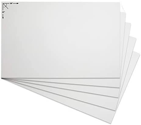 Emraw Poster Max 41% OFF Board Lightweight Craft Backing Boards for latest Presenta