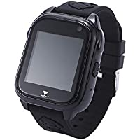 Torwmen Waterproof GPS Tracker Smart Watch with SOS Call Voice Chat Camera