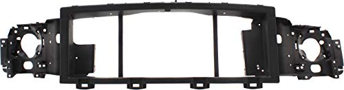 Garage-Pro Header Panel Compatible with FORD F-SERIES SUPER DUTY 1999-2004 Grille Opening Panel Thermoplastic and Fiberglass