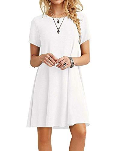 High Low Tee Shirt Dress