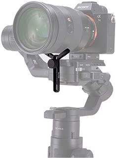 DJI Ronin-S Part 16 Extended Lens Support
