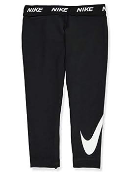 Nike Little Girls  Dri-Fit Leggings  Sizes 4 - 6X  - black 6