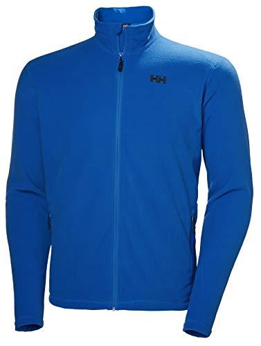 Helly Hansen Herren Daybreaker Fleece Jacket Fleecejacke, Blue, M