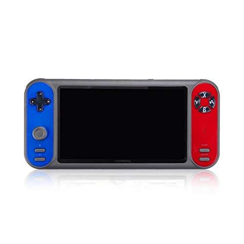 Gamepad Console Portable Jeu intégré 1200 Jeux 7.0 Pouces écran Lecteur de Musique vidéo HD Sortie TV Excellente Sensation et Expérience (Couleur : 1, Size : One Size)