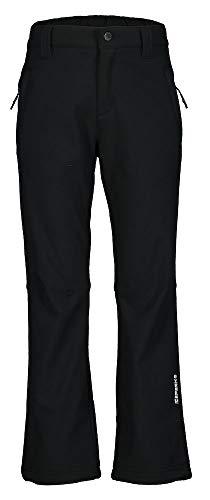 ICEPEAK Softshell-Hose für Kinder KABWE JR, schwarz, 164