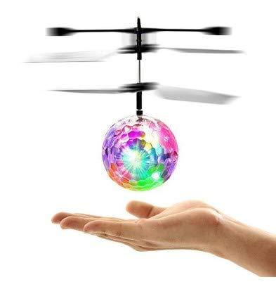 dron en bola de la marca