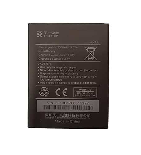 [TY BETTERY] Batterie Compatible avec 3913/5251 WIKO Lenny 4 / Lenny 4 Plus/Harry - Robby/Pulp/Kenny/Rainbow Jam 4G