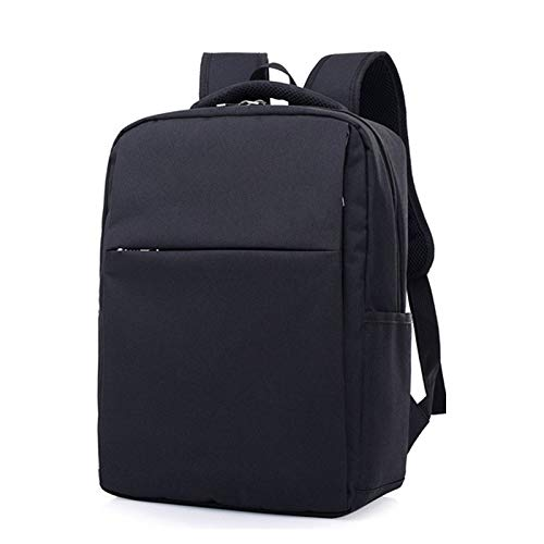 Yunmeng Business rugzak canvas schoudertas laptop rugzak  Blanco Y Gris