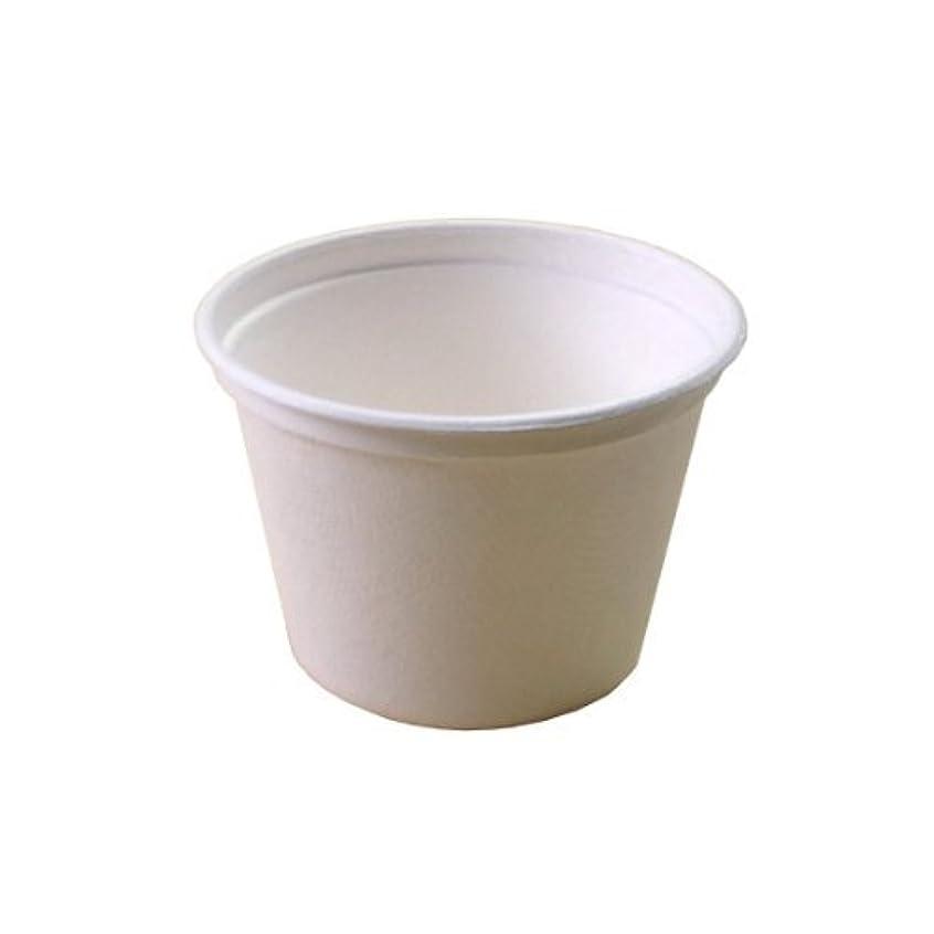 行う添付印刷する使い捨て 紙カップ エコでオシャレな eモールド ミニカップ 140ml L048 50個入