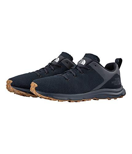 The North Face Sestriere Trail Zapatillas de correr para hombre, Azul (azul marino/azul marino (Urban Navy/Urban Navy)), 47 EU