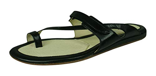 PUMA Nuala Anjuna by Christy Turlington Sandalen Zehenring Flip Flops -Black-37