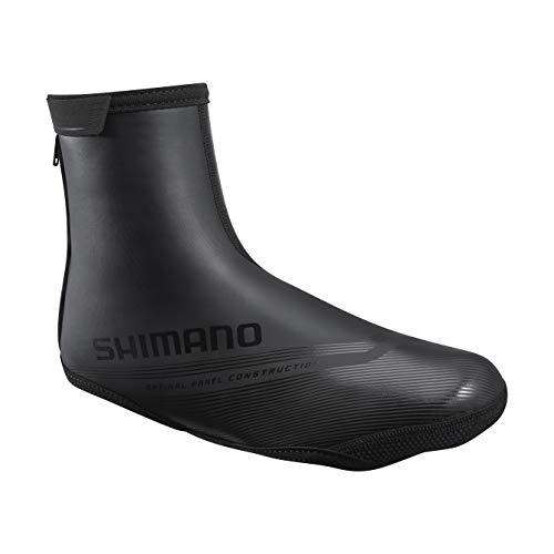 SHIMANO Copriscarpe Sh S2100D Unisex Adulto, Nero/T, L