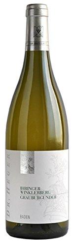 Weingut Dr. Heger Ihringer Winklerberg Grauburgunder 1. Lage trocken Pinot Grigio 2017 trocken, 0.75 l